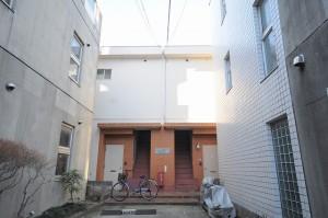 文京区小石川賃貸マンションメゾンドラヴォーグの外観写真